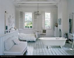 Living In One White Room