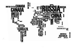Letter World Buy Removable Letter World Map Wall Sticker Parlour Television Wall
