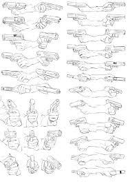 手と銃トレス たぶちさんち さんのイラスト ニコニコ静画 イラスト