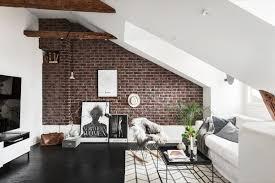 exposed brick bedroom design ideas. Living Room Grey Brick Wallpaper Inside Wall Fence Designs Ideas Exposed Bedroom Design