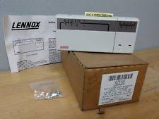 lennox 7500 thermostat. lennox 67k4801 thermostat multi stage heat cool 7500