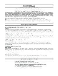 Example Server Resume Enchanting Resume Sample For Waiter