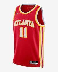 Atlanta Hawks Diamond Icon Edition Nike Dri-FIT NBA Swingman Jersey.  Nike.com