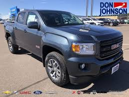 new 2019 gmc canyon all terrain w leather