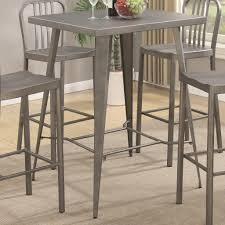 Tall Round Bar Tables Table Design Ideas