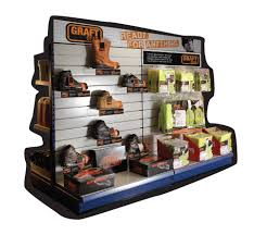 Merchandising Display Stands