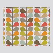 modern throw blanket. Simple Blanket Retro 60s Midcentury Modern Throw Blanket With H