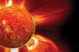 High Speed Solar Storm to Hit Earth ...