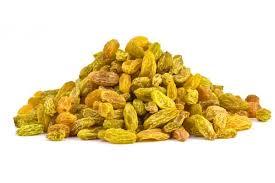 خواص کشمش سبز و ارزش غذایی آن - آجیل و خشکبار نمونه