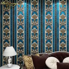 beibehang papel de parede 3d wall paper contact paper non woven damascus wallpaper roll desktop photo