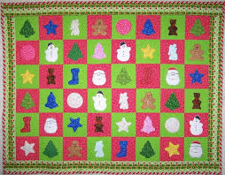225 best Free Christmas Quilt Patterns images on Pinterest ... & 225 best Free Christmas Quilt Patterns images on Pinterest | Christmas tree  crafts, Christmas tree and Felt Adamdwight.com