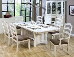 distressed dining table and chairs distressed dining room table and chairs simple with image of distressed