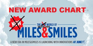 Miles And Smiles Award Chart Turkish Airlines Miles Smiles New Award Chart June 1 2014