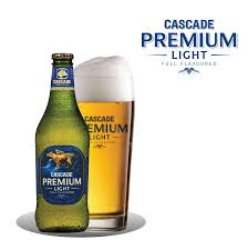 Cascade Premium Light Cascade Premium Light Pacific Beverages Premium Beer