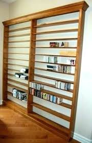 wall mounted cd storage scaffold board shelves storage shelves storage