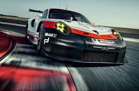 Porsche 911 RSR (MY17) - Racecar Engineering