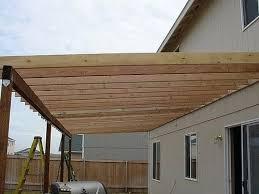 inspiring wood patio cover designs