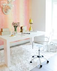 girly office. Interior-feminine-home-office-1.jpg Girly Office