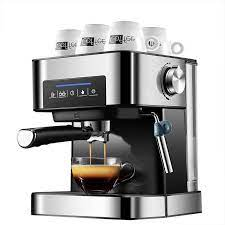 Cecotec manual express coffee maker power espresso 20. Coffee Maker Express Espresso Machine Latte Cappuccino Stainless Steel 220v Manual Coffee Grinders Aliexpress