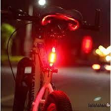 Practical Bike Taillight <b>LED Mountain Bike</b> Warning | Shopee ...