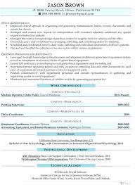 Human Resources Resume Summary Human Resource Generalist Resume