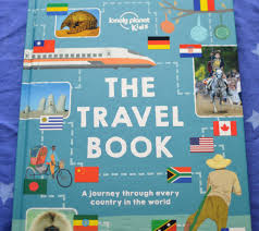 lonely planet kids book review