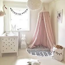 Princess Canopy Bed Valance Bed Curtain Kids Room Decoration Baby ...