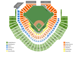 Chase Field Seating Chart Infield Reserve Confluence