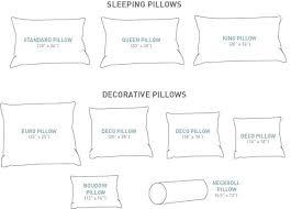 Euro Pillow Size Accent Pillows Photography Ya Waterfall