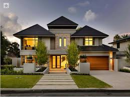 Inspirational Contemporary Double Storey House   Plan   Home Design      n      n image       n