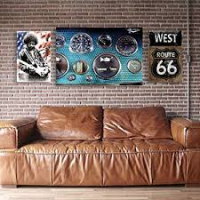 sport corner man cave decor. Comic Book Heroes; Retro Den Canvas Art Sport Corner Man Cave Decor