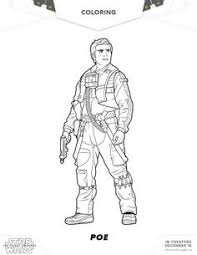 Small Picture Star Wars The Force Awakens Printable Finn Coloring Page Star