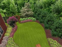 Small Picture Custom Backyard Landscape Design Plans with Atlanta Landscaping