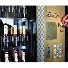 Moet Vending Machine For Sale Best Brandchannel Moët No Way The Champagne Vending Machine Is Real