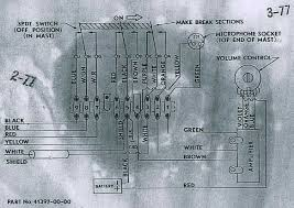 astatic d104 schematic diagram inside mike skiz this is the actual wiring diagram that is inside the astatic powered d104 microphone