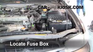 replace a fuse nissan altima nissan altima gle replace a fuse 1993 1997 nissan altima 1996 nissan altima gle 2 4l 4 cyl