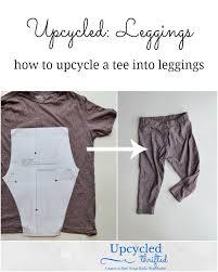 Baby Leggings Pattern Delectable Upcycled Baby Leggings Tutorial Heather Handmade