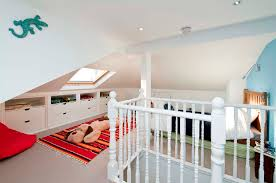 childrens bedroom loft extension london