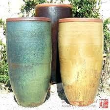 ceramic garden pots large ceramic planters large ceramic flower pots garden planters tall planters flower power