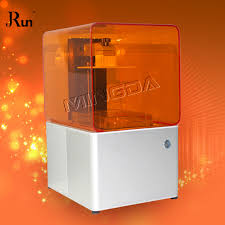 high precision sla dental 3d printer jewelry model maker 3d printer machine resin wax 3d printer