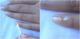 diy nail growth recipe demo