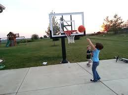pro dunk hoops. Pro Dunk Hoops Installation Video Light .