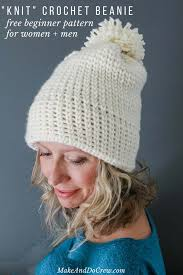 Crochet Hat Patterns Free Awesome Free Modern Crochet Hat Pattern For Beginners Men's Women's