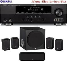 17 best ideas about home theater subwoofer diy yamaha 3d ready 500 watt 5 1 channel home theater receiver yamaha 5 1