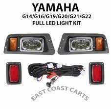 Yamaha G16 Golf Cart Light Kit Details About Yamaha G14 G22 Golf Cart Adjustable Led Light