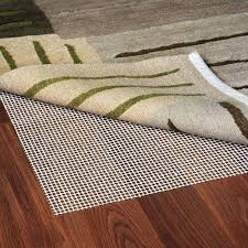 non skid rug ultra stop non slip skid area rug carpet pad padding