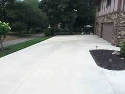 Concrete Driveway Thickness Design How Much Does A Concrete Driveway Cost Angies List