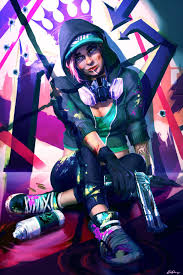 Fornite Girl Skins Wallpapers on ...