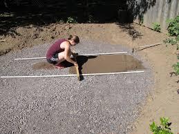 how to install a flagstone patio with irregular stones diy network blog made remade diy