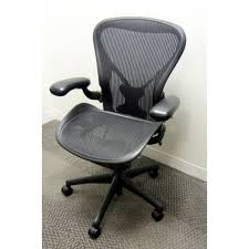 Aeron Office Chair Size Chart Herman Miller Aeron Task Chair Size C